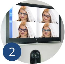 Enostavna računalniška primerjava in izbor okvirjev - Optika Maribor